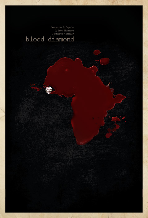 Blood Diamond by edgarascensao