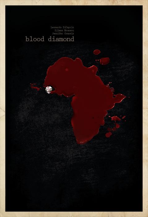 Blood Diamond by edgarascensao