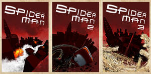 SPIDER-MAN trilogy from Sam Raimi