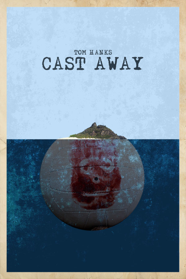 Cast Away by edgarascensao