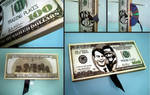 TRADING PLACES - DOLLAR EDITION by edgarascensao
