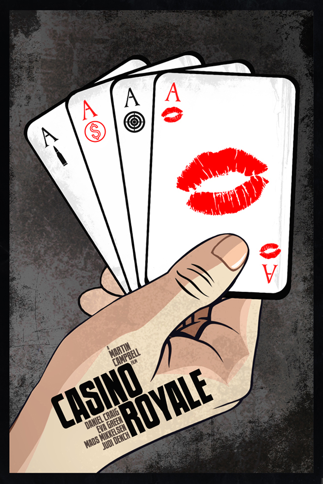 Casino Royale by edgarascensao