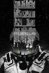 INTERSTELLAR (Variant 2) by edgarascensao