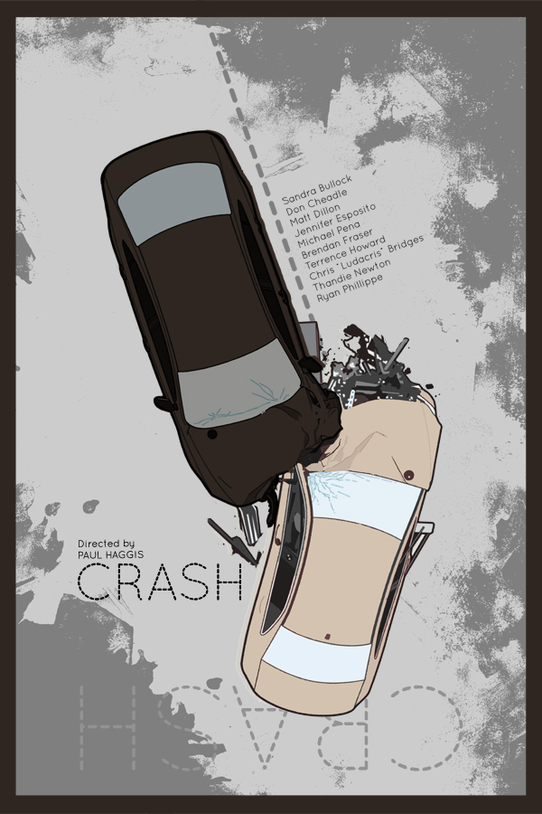 Crash (2004) by edgarascensao