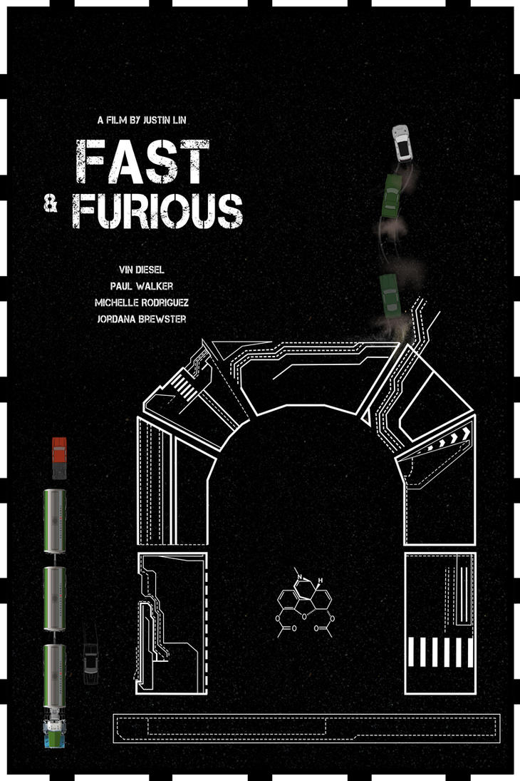 Fast and Furious (2009) by edgarascensao