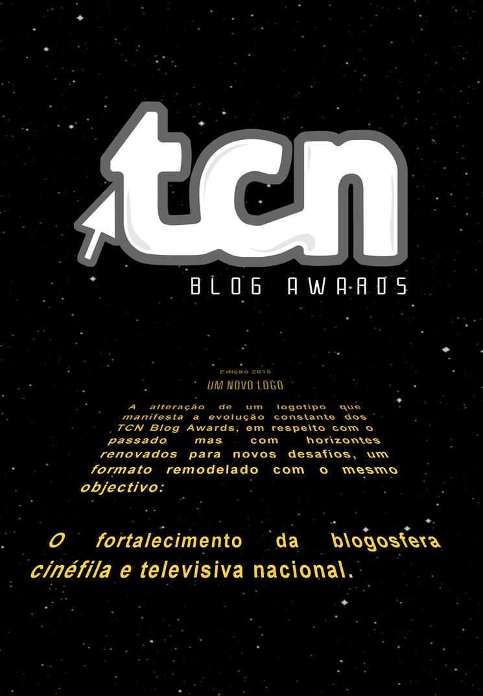 TCN Blog Awards 2015 - New Logo by edgarascensao