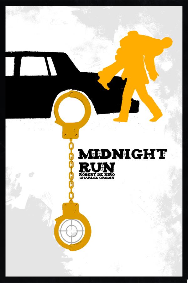 Midnight Run (1988) by edgarascensao