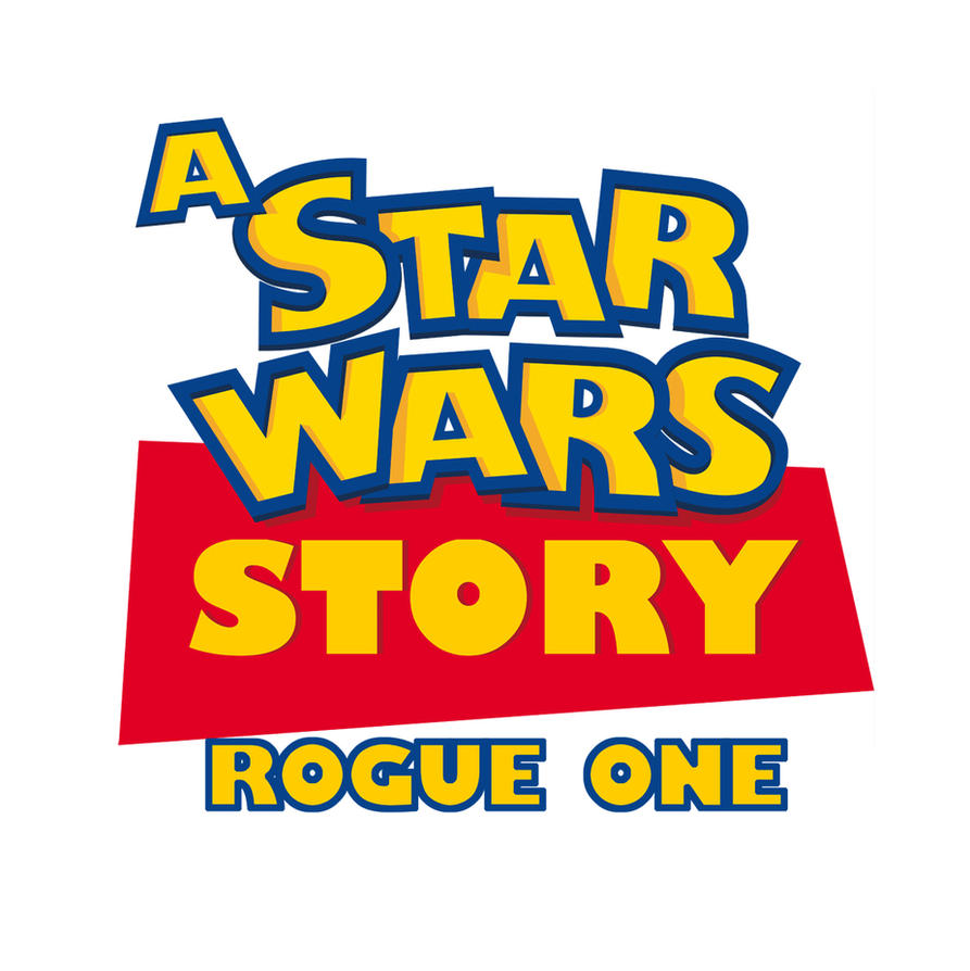 A Star Wars Story - Rogue One (Pixar mashup) by edgarascensao