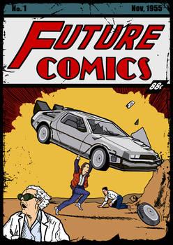 Future Comics #1