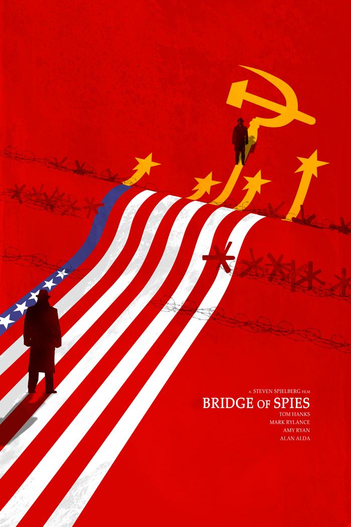 Bridge of Spies by edgarascensao
