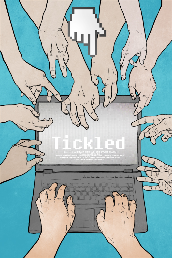 Tickled (2016) by edgarascensao