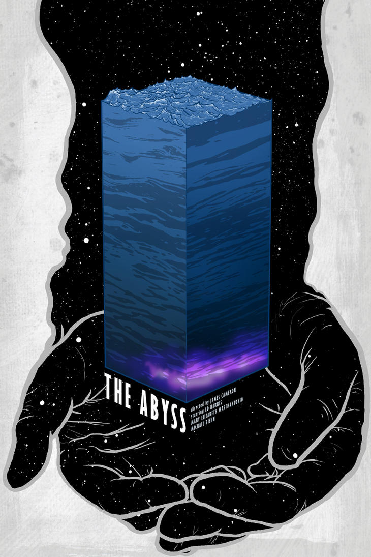 THE ABYSS (1989) by edgarascensao