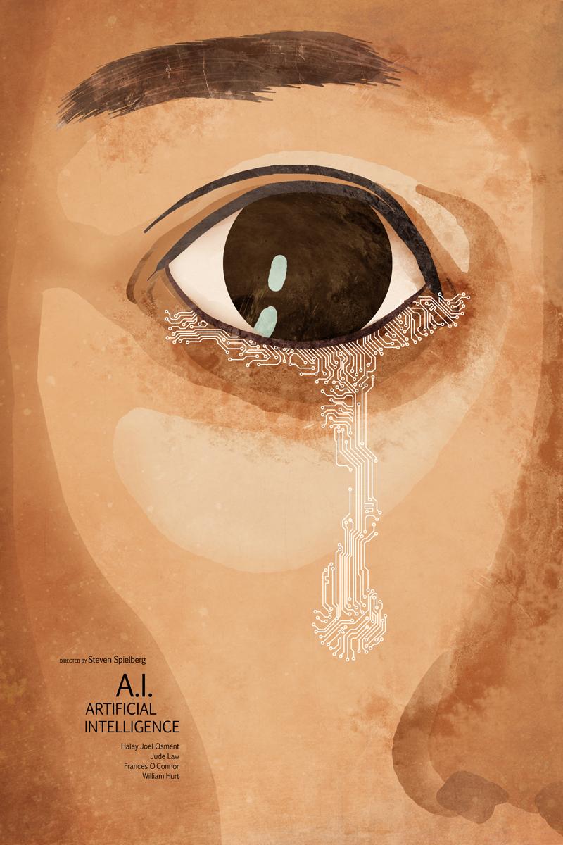 A I Artificial Intelligence 2001 By Edgarascensao On Deviantart