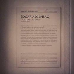Exhibition sheet presentation