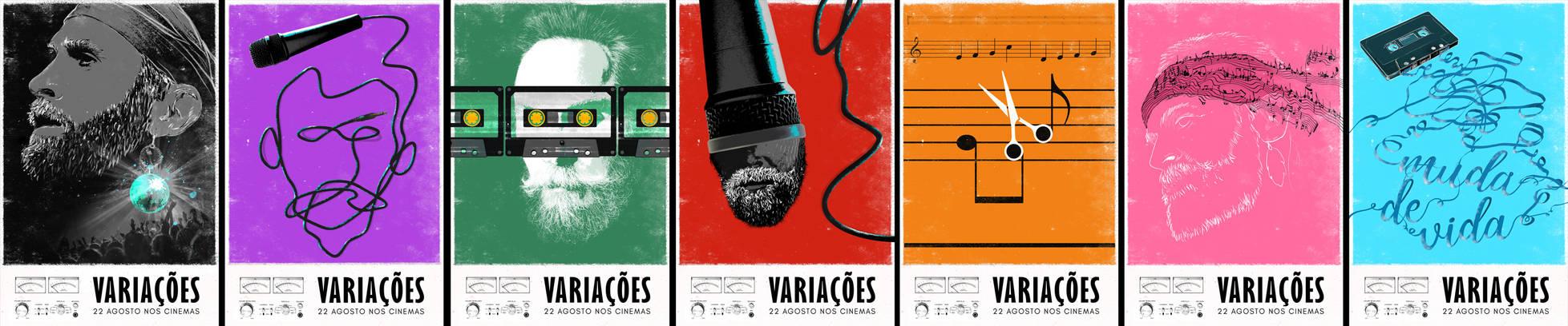Variacoes Poster Series