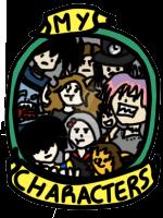 My characters (folder icon) by Pajarito-Alvarez