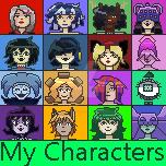 Icon Folder (My Characters) by Pajarito-Alvarez