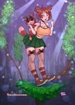 Nikki the Tanuki