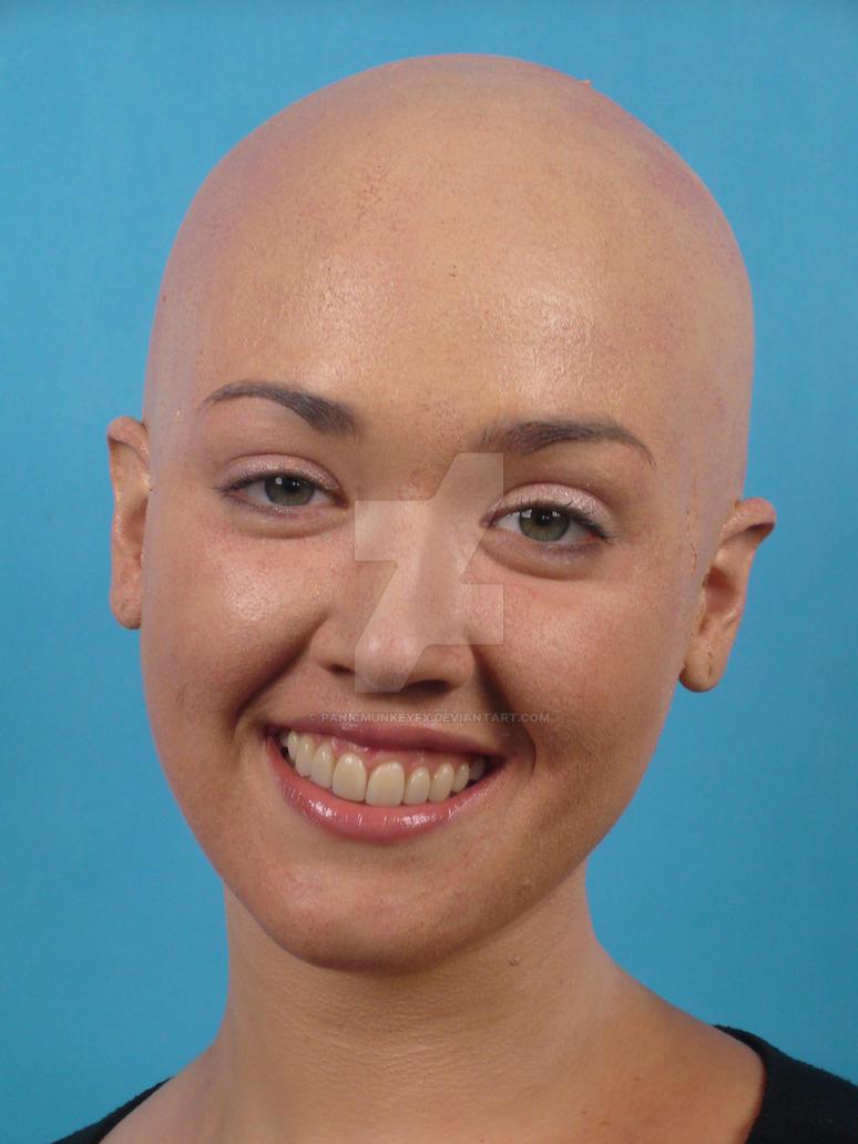 Latex Bald Caps 23