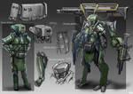 Body Armor and Power Armor