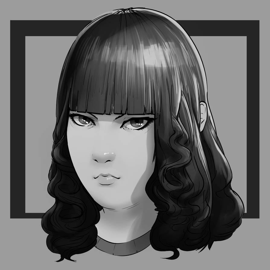 Portrait Practice_7 by michaellimsstuff