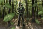 Green Arrow - Wallpaper