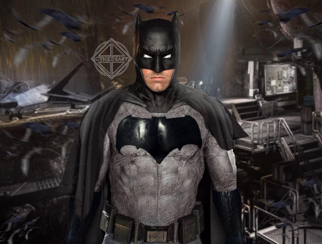 Batman ben affleck wallpaper cthebeast by - Ben affleck batman wallpaper ...