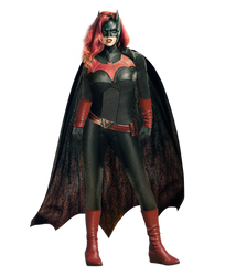 Batwoman CW - Transparent by cthebeast123