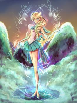 Sailor Elsa.