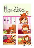 Homebbies 09 Miau, meow nya! by KimiK-A