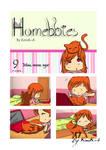 Homebbies 09 Miau, meow nya!