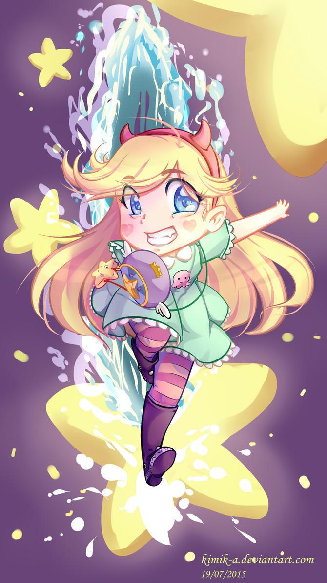 how to draw star butterfly