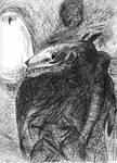 Strange Creature by Breizhell