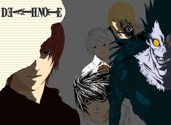 Anthology: Death Note