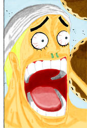 Enel funny face