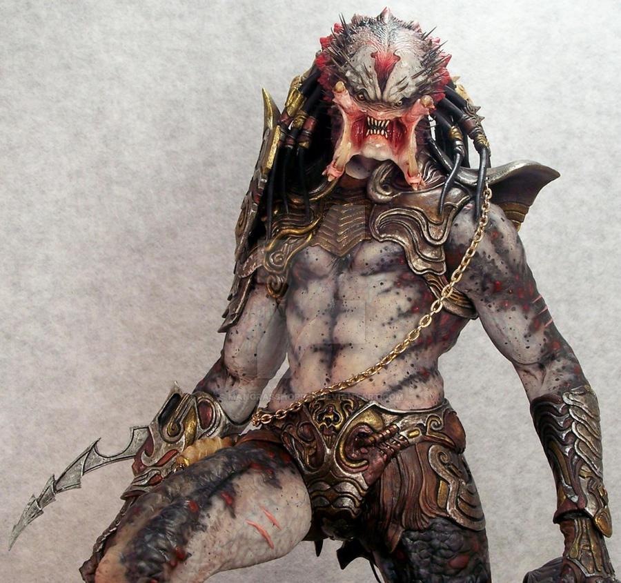 death warrior plus by mangrasshopper