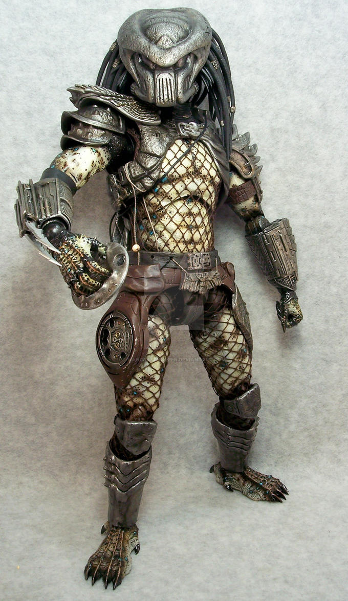 Custom Hot Toys Ram Predator by mangrasshopper