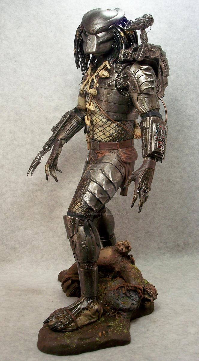 third Narin Predator by mangrasshopper