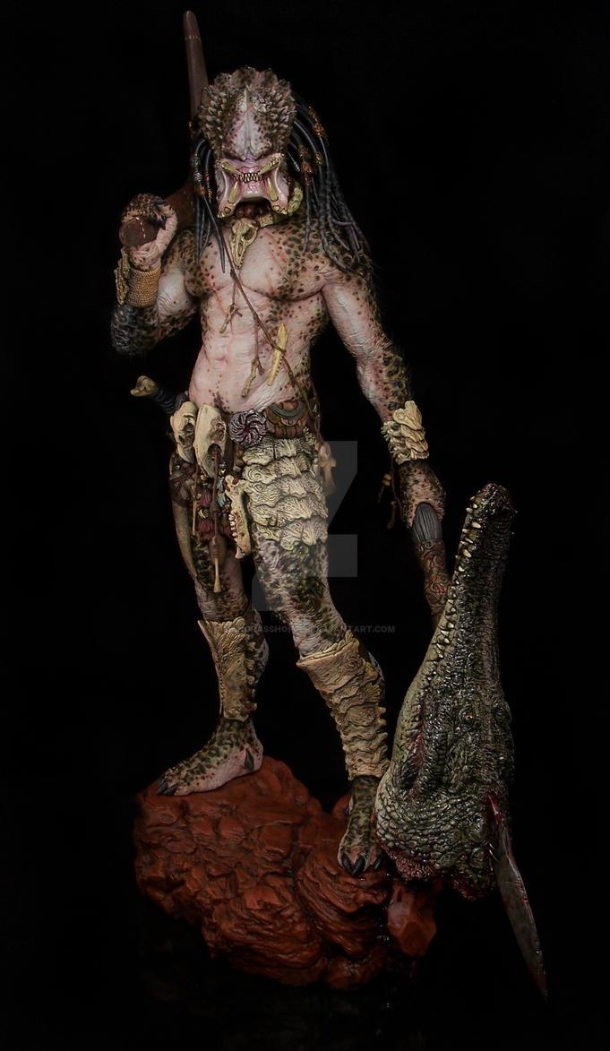 Aboriginal Predator by mangrasshopper