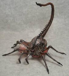 Alien Queen Facehugger repaint  NECA