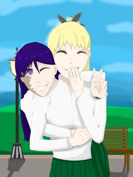 Hanako and Lilly