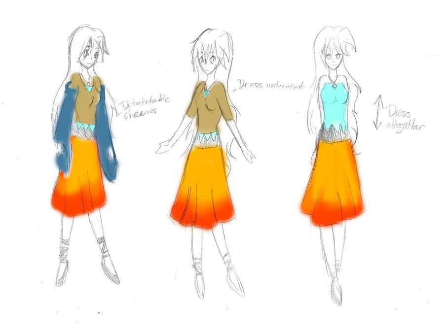 Onyx's Clothing - Explanation by KumoSama