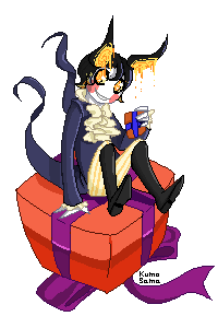 Topper Pixel Package - Commission by KumoSama