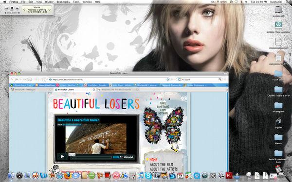 Desktop Screenshot - Updated