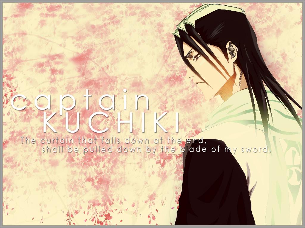 Captain Kuchiki Wallpaper by elexis6