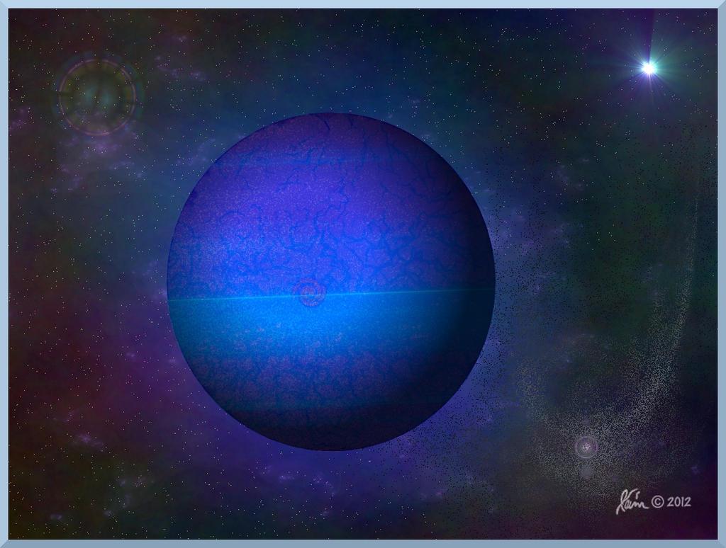 Strange World 1 by KevyMetal