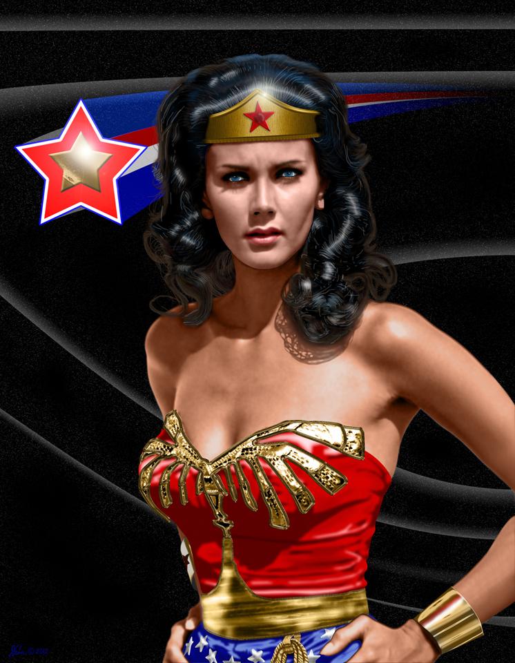 Wonder Woman LC-4LO by KevyMetal