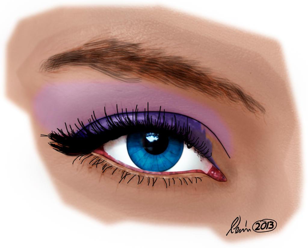 RT Eye 122012 B by KevyMetal