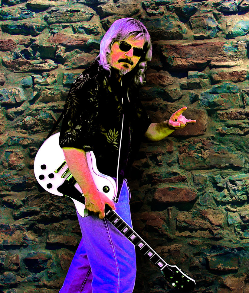 Rock Me Not by KevyMetal
