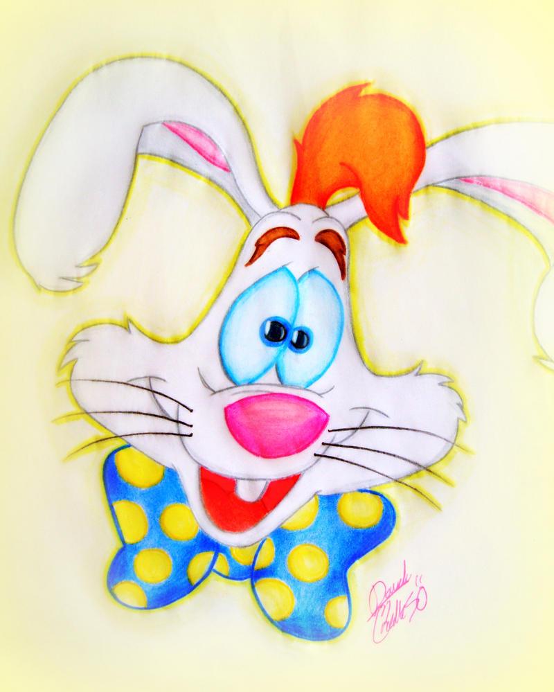 Increíble Que Enmarca El Conejo Roger Rabbit Jessica Inspiración ...